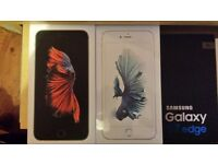 iPhones 6s Plus New 16GB