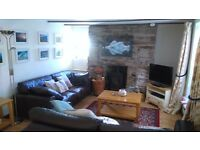 Period holiday cottage in St Agnes, Cornwall sleeps 6