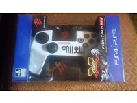 STREET FIGHTER V FIGHTPAD PRO / FOR THE PS3 / PS4 / BRAND NEW SEALED UP / CASH OR SWAPS