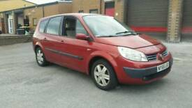 RENAULT GRAND SCENIC EXPRESSION MPV 7 SEATER 1.5 DCI
