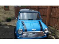Classic mini cooper 1275