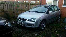 Ford focus 1.6 tdci ( breaking for parts )