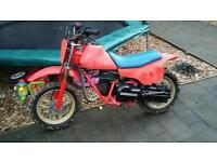 Honda qr50 motorcycle