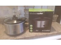 Two brand new Slow Cookers for sale