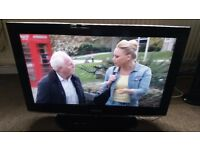 "SAMSUNG 32"" LCD TV HD READY BUILTIN FREEVIEW"