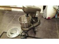 New food processor. Never been used