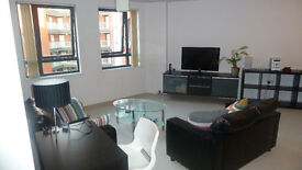 Castlefield Large 2 bedroom Flat for rent, overlooking Manchester including secure parking £895pm