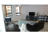 Castlefield Large 2 bedroom Flat for rent, overlooking Manchester including secure parking £895pm