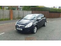 2009 VAUXHALL CORSA 1.3 CDTI ACTIVE ECOFLEX 1 OWNER FROM NEW FULL SERVICE RECORD £30 A YEAR TAX