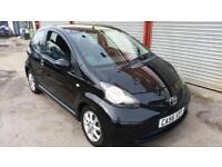 Toyota aygo 56 plate only one lady owner from new