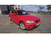 BMW 118D TURBO DIESEL FULL MOT PLUS WARRANTY
