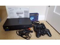 PS2 Console and 12 Games Bundle