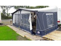 ABBEY VOGUE 495 *FIXED BED* 4/5 BERTH (2007)