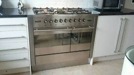 Tecnik Range Oven - Part Working