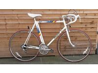 Raleigh Flyer Retro Vintage Eroica Classic Kitch Rare Collectable Road Racer Touring Bike