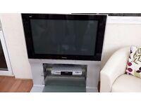 Panasonic viera large tv