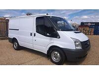 Finance - £125 Per Month- Ford Transit 300 - 1 Owner- Ex Bt - FSH - 1 Year MOT -59K Miles- Warranty