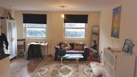 Large studio flat near to Hampstead Heath and Belsize Park (DSS Welcome)