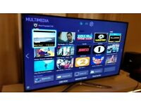SAMSUNG 40-inch SMART FULL HD 3D ACTIVE LED TV,40H6400,-builtin Wifi,Freeview,Netflix,Fully Working