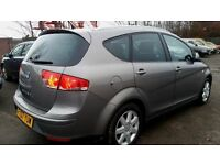 2007 SEAT ALTEA XL 1.9 TDI ESTATE (PART EX WELCOME)