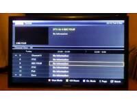 """Samsung 40"""" 3D led smart tv"""