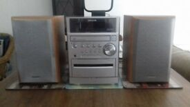 Awia stereo system