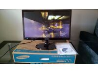 samsung c300 series 21.5 inch screen led lit monitor