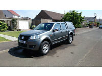 Great Wall Steed S Tracker 4x4 Double Cab Pick up