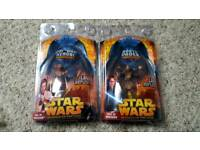ROTS EXCLUSIVE STAR WARS FIGURES
