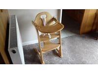 East Coast High Chair