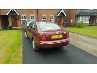 2002 skoda superb elegance 1.9tdi pd