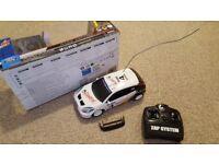 Ford Focus radio controlled car