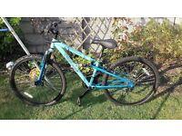 Ladies mountain bike - Apollo FS.26S - Excellent Condition