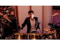 LOUD GROOVE DRUMMER AVAILABLE - CLICK FOR LIVE AUDITION VIDEO