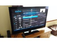 "LG 50"" TV FREEVIEW USB MOVIES FULL HD 1080p CAN DELIVER."