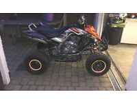 yamaha raptor 700r special edition (very clean)