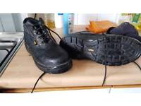 Site safety boots size EU44