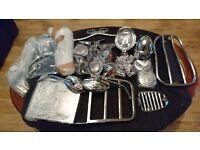 Custom chrome suit XV/ XVS dragstar etc may fit others St Austell