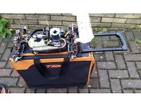 Nitro rc car, Kyosho MP9 KT competition version