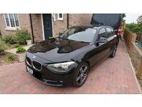 BMW 1 Series 1.6 116i Sport 5dr Black