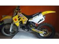 Suzuki rm 125cc