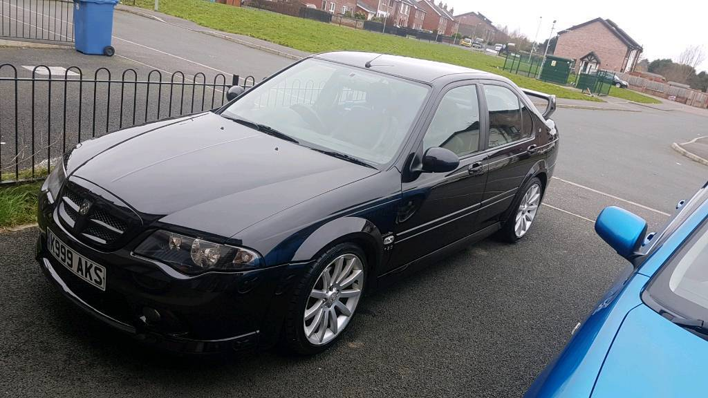 2005 Mg Zs 180 Kv6 71k Mint Condition