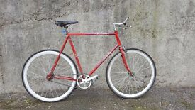 Peugeot Equipe 24'' single speed bicycle