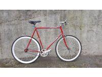 Peugeot Equipe 24'' single speed bicycle