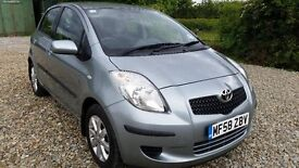 ONLY 24800 MILES ......TOYOTA YARIS.......