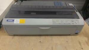 Epson LQ-2090 Workgroup Dot Matrix Printer - USB AND PARALLEL INTERFACE