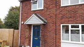 3 Bed semi. Large gardens. Quiet close. Easy for M5