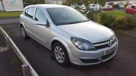 Vauxhall Astra 1.7 CDTI CLUB 2004