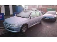 Peugeot 306 1.4 meridian very good condition
