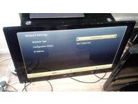 "Bush 40"" Full HD 1080p Freeview Wifi Smart LED TV £140"